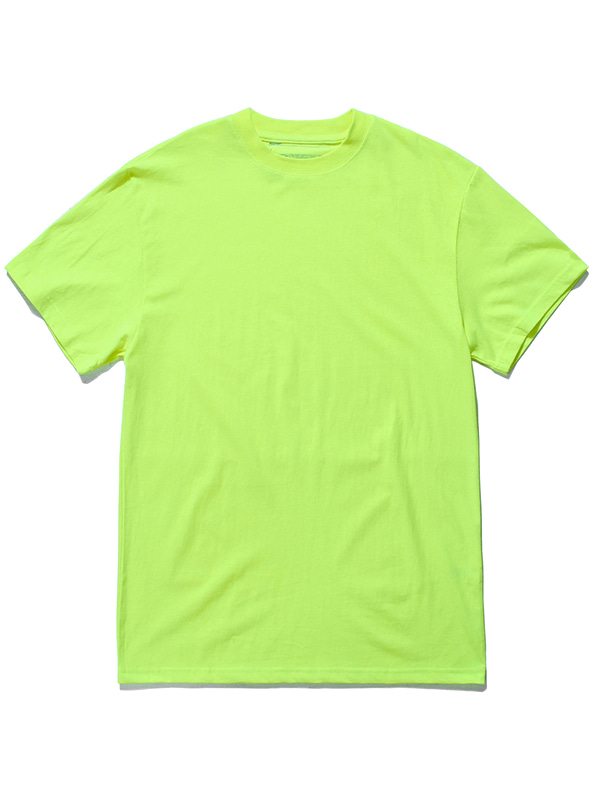 PAVEMENT SHORT SLEEVE GS [NEON GREEN]