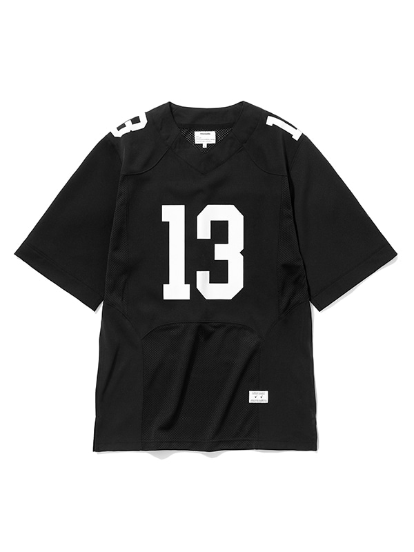 RUGBY JERSEY GS [BLACK]