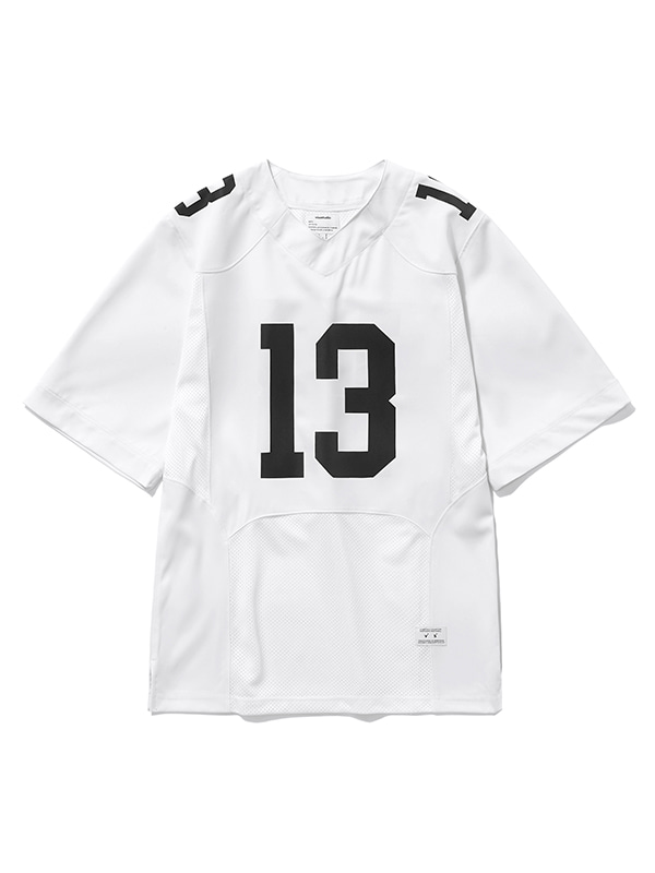 RUGBY JERSEY GS [WHITE]