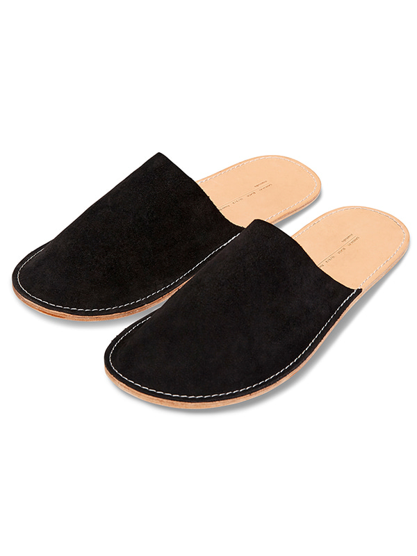 ROOM SLIPPER GA [BLACK]