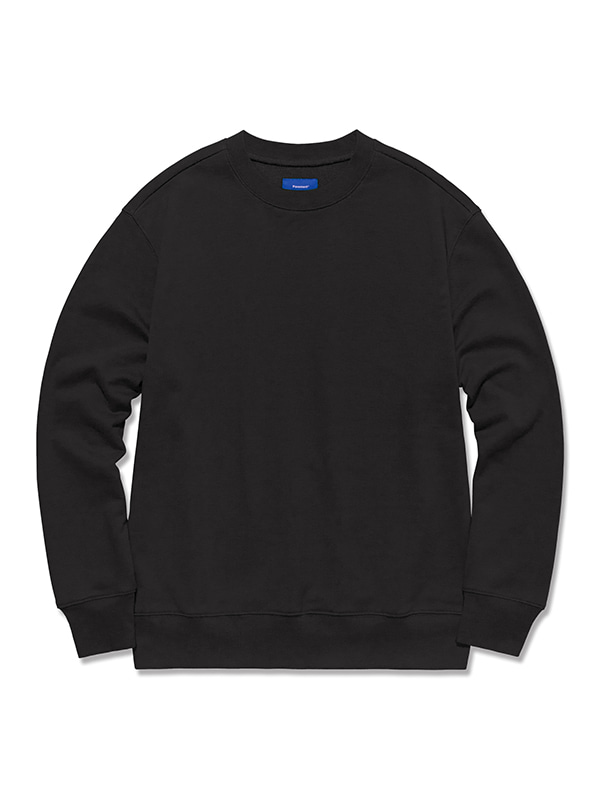 PAVEMENT CREWNECK GA [BLACK]