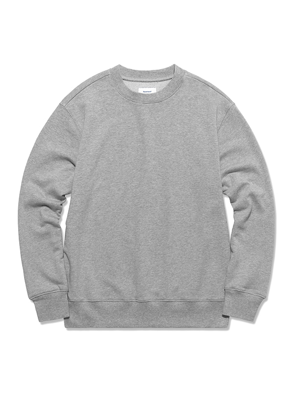 PAVEMENT CREWNECK GA [MELANGE GREY]