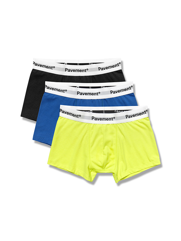 PAVEMENT COTTON TRUNKS GA (3PACK)