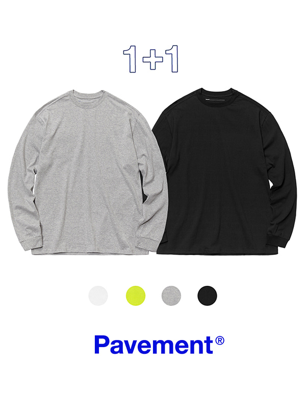 1+1 PAVEMENT LONG SLEEVE GA