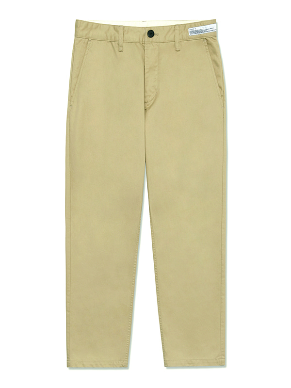 CHINO PANTS HS [BEIGE]