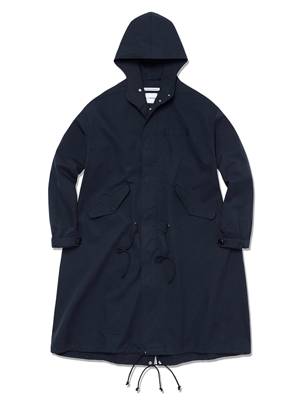 FISHTAIL PARKA HS [NAVY]