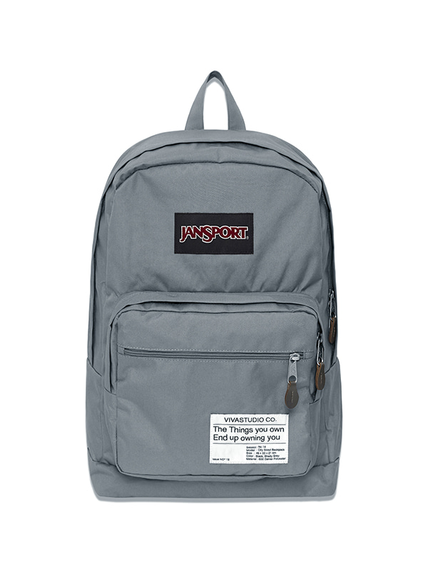 VIVASTUDIO X JANSPORT CITY SCOUT HS [SHADY GREY]