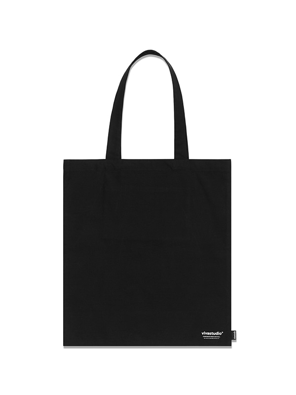 ORIGINAL LOGO ECO BAG HS [BLACK]