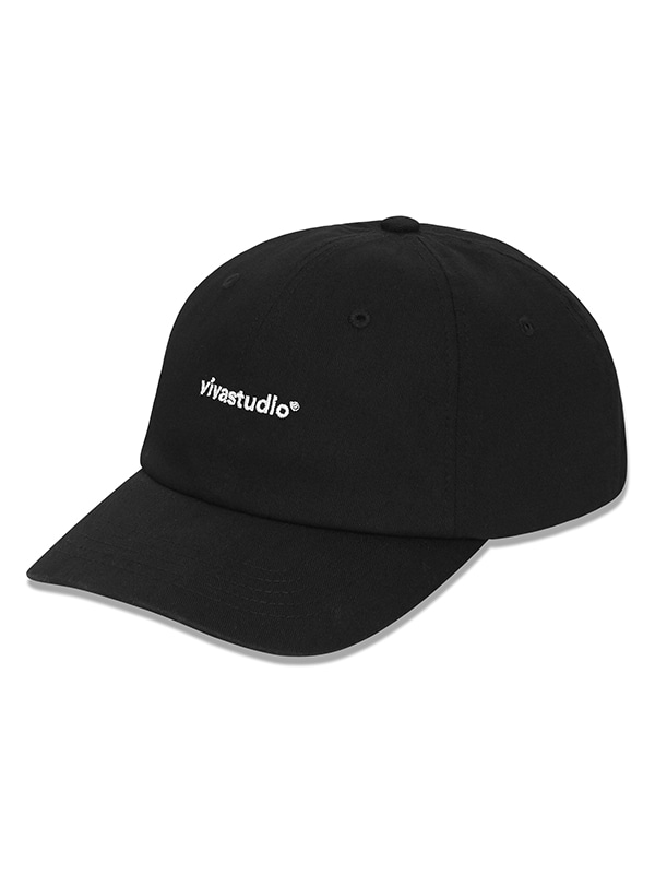 ORIGINAL LOGO BALL CAP HS [BLACK]