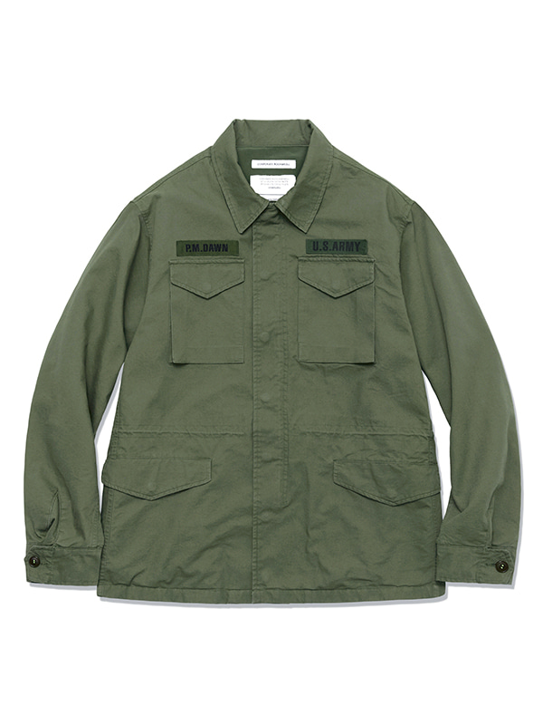 M51 FIELD JACKET HS [KHAKI]