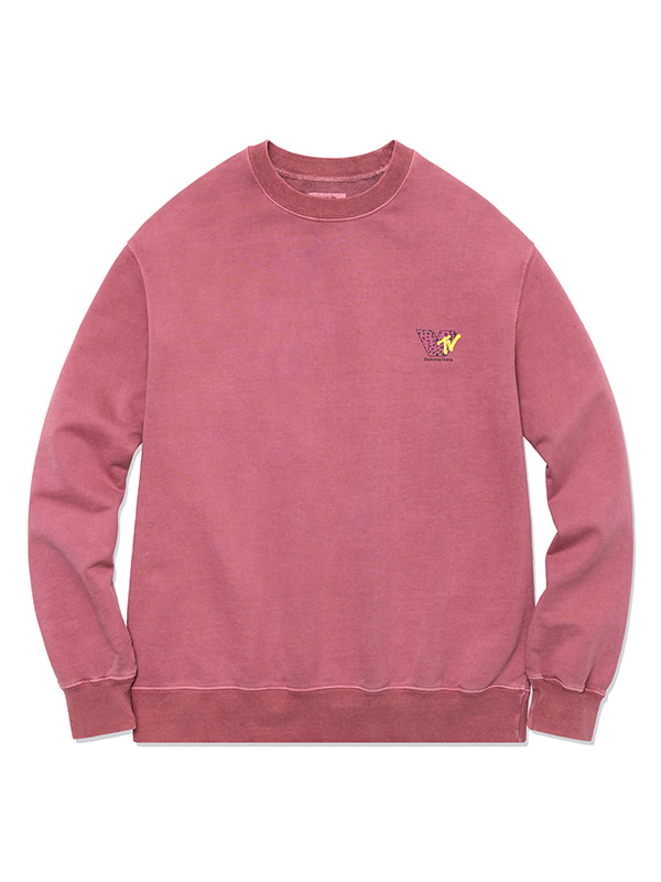 VTV CREWNECK HS [RED]