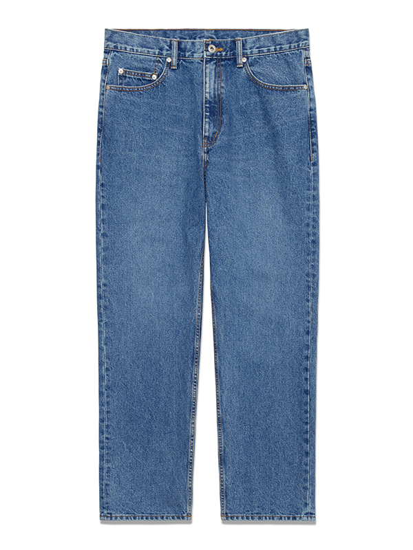 WASHED DENIM HS [BLUE]