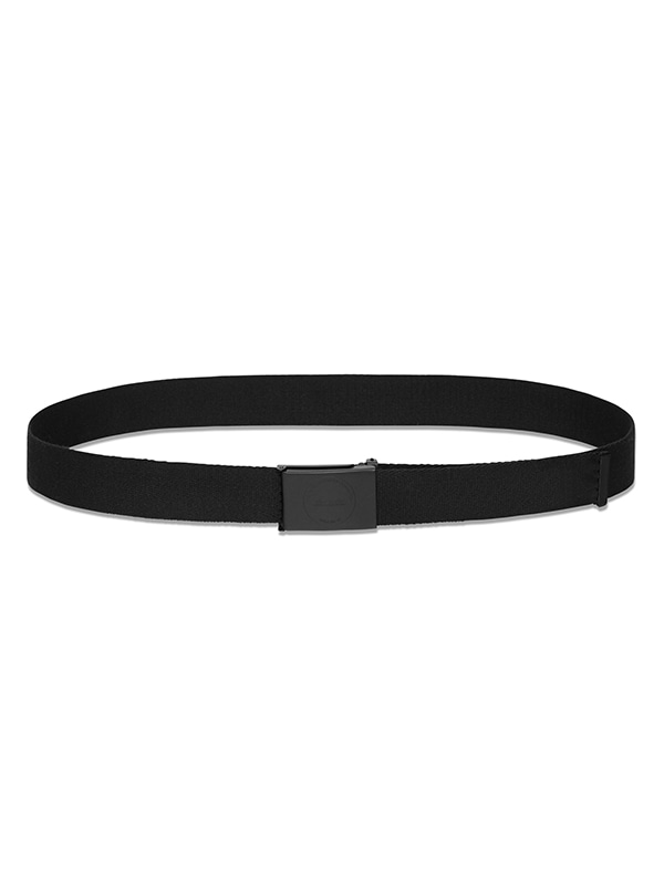 CANVAS BELT HS [BLACK]