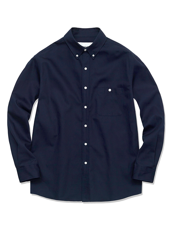 OXFORD SHIRTS HS [NAVY]