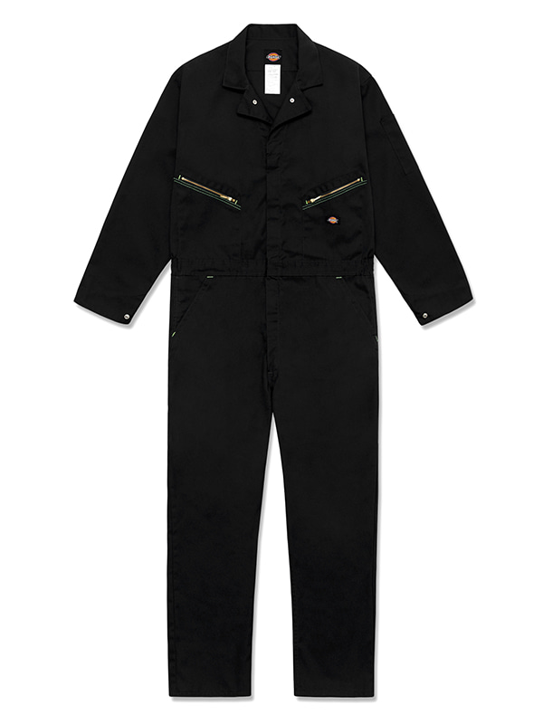 COVERALL HS VIVASTUDIO X DICKIES [BLACK]