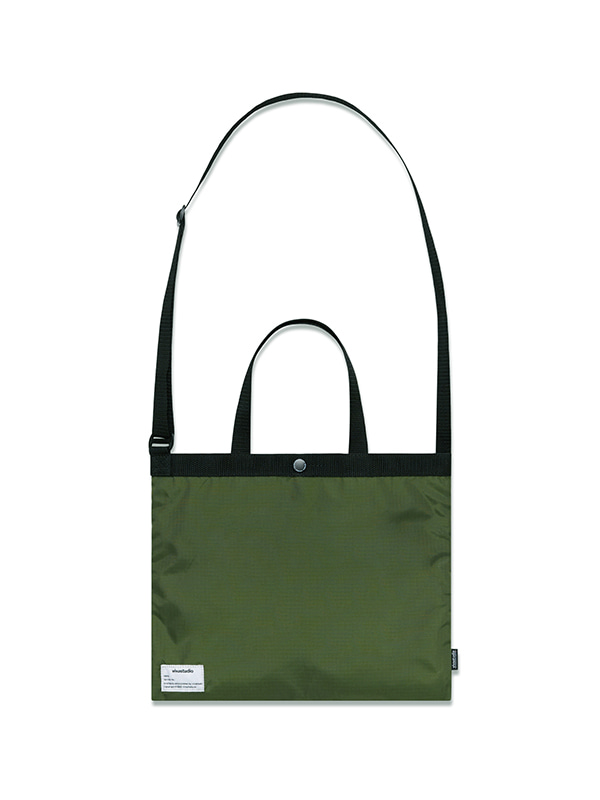 RIPSTOP CROSS BAG HS [KHAKI]