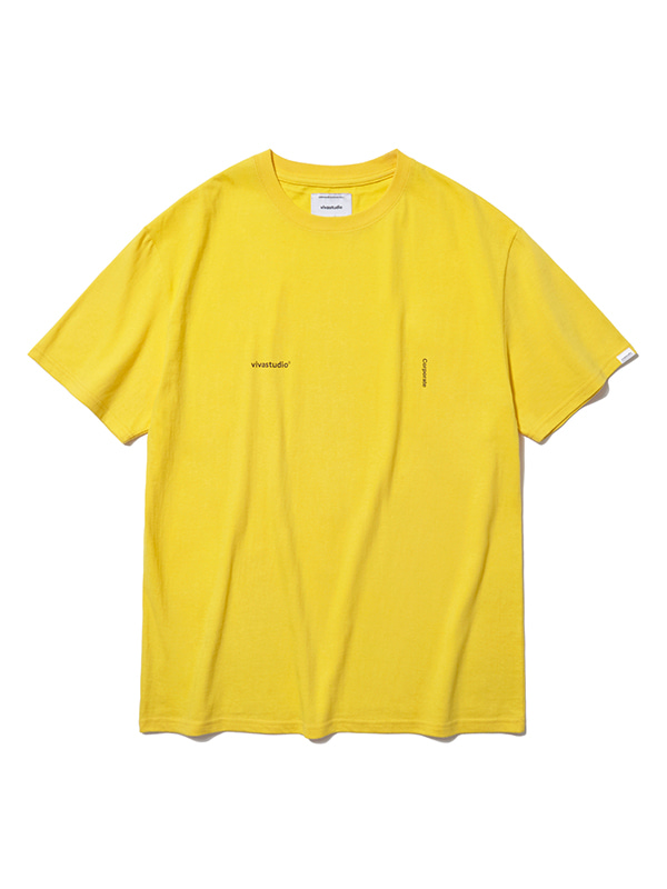CORPORATE SHORT SLEEVE HS [YELLOW]