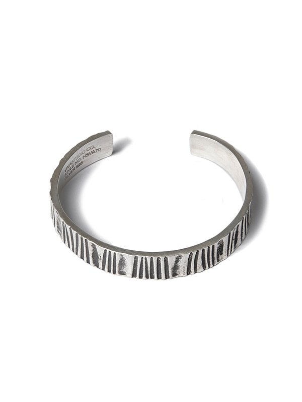 SILVER BANGLE TYPE-2 HS [SILVER]