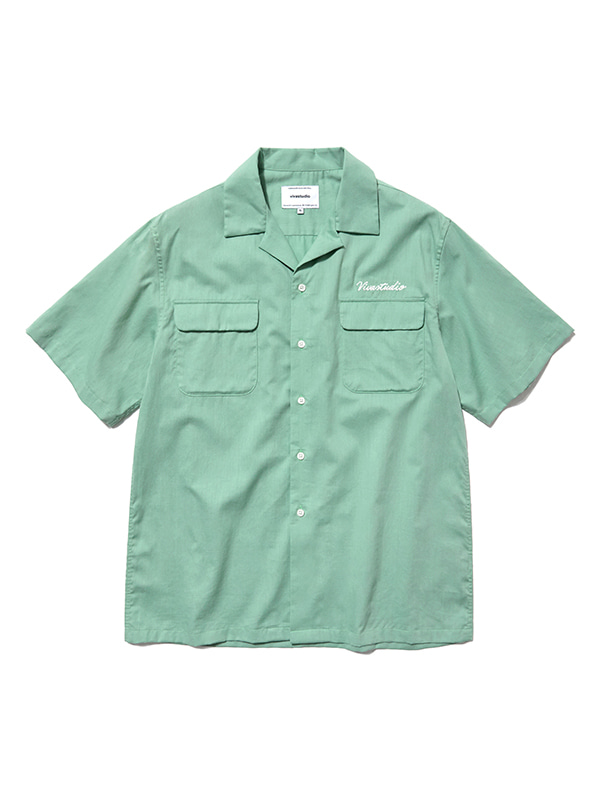 SERVICE SHIRTS HS [LIGHT GREEN]