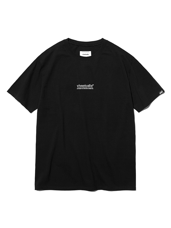COOKIE SHORT SLEEVE HS [BLACK]