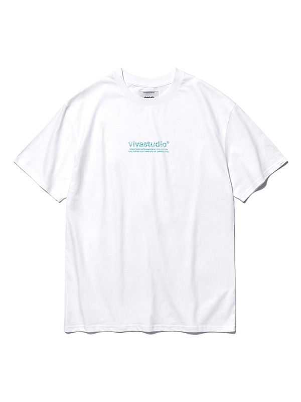 COOKIE SHORT SLEEVE HS [WHITE]