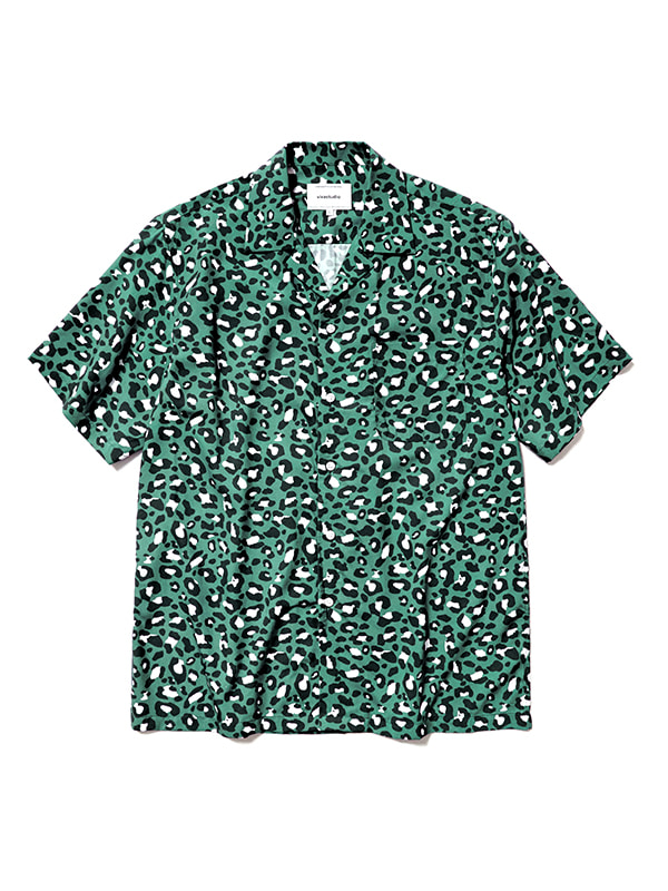 LEOPARD SHIRTS HS [MINT]