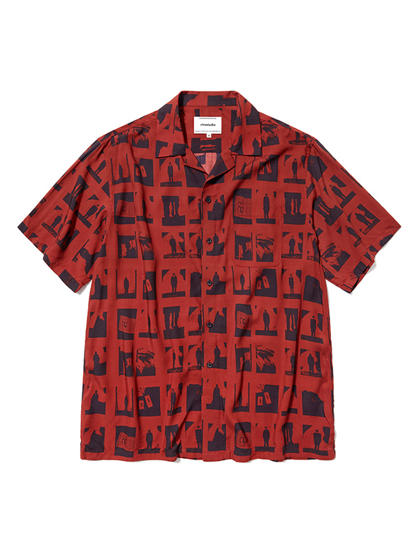 EDITORIAL SHIRTS HS [RED]