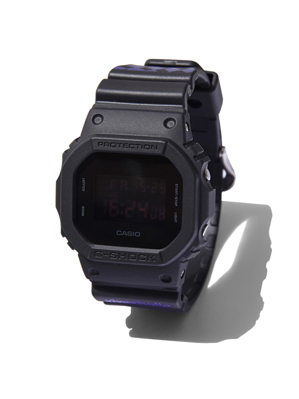 VIVASTUDIO X G-SHOCK DW-5600 [BLACK+PURPLE]