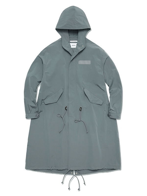 FISHTAIL PARKA HS [GREY]