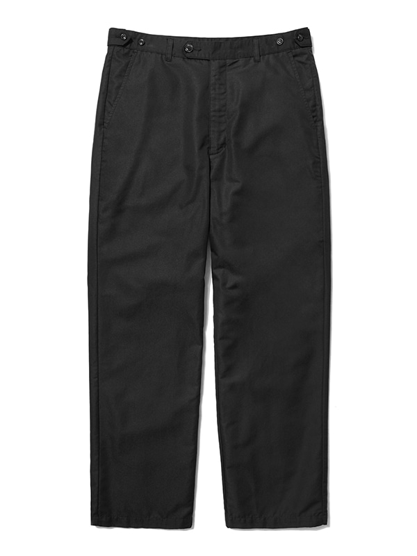 REGULAR PANTS HS [BLACK]