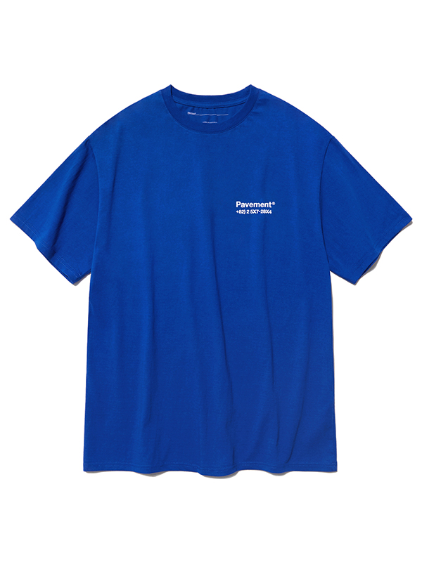 SALES SHORT SLEEVE HS [BLUE]