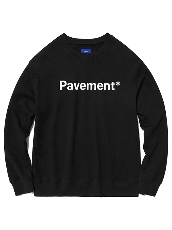 BASIC SALES CREWNECK HS [BLACK]