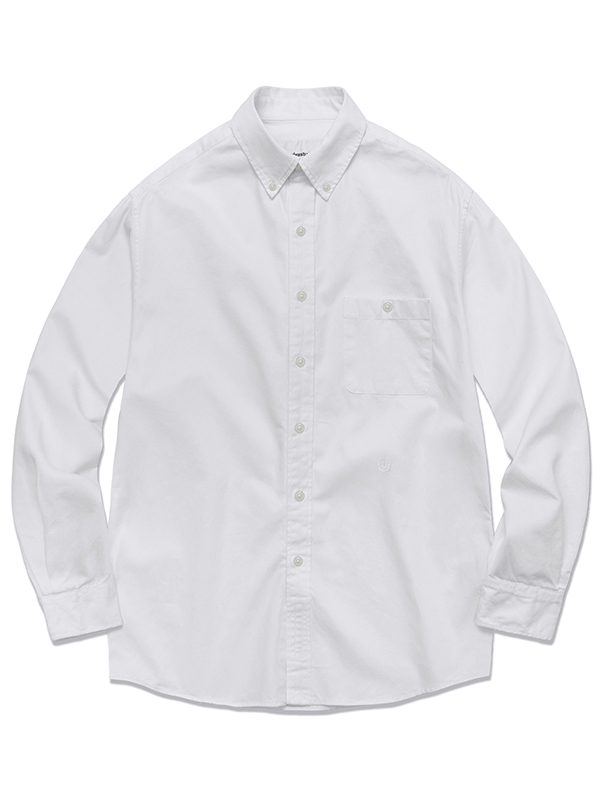OXFORD SHIRTS HA [WHITE]