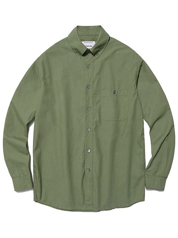 OXFORD SHIRTS HA [KHAKI]