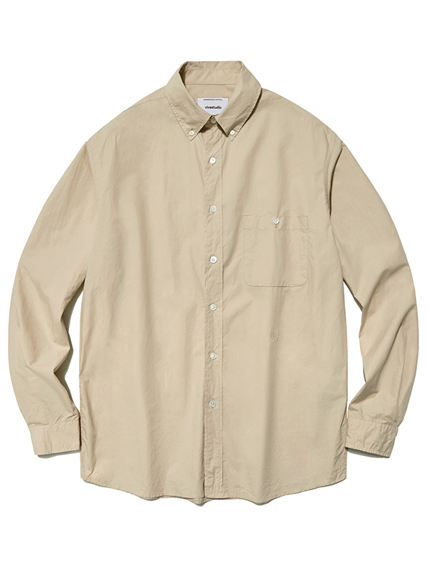 OXFORD SHIRTS HA [IVORY]