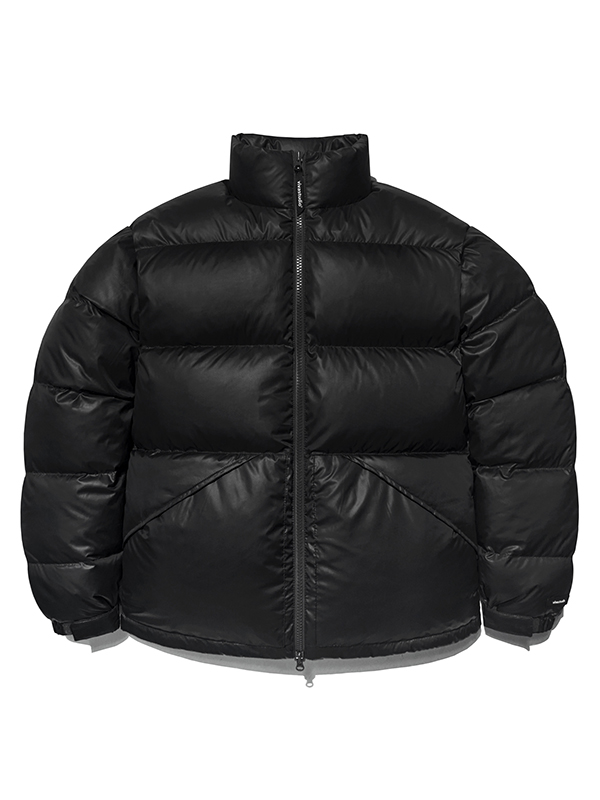 LIGHT WEIGHT PARKA HA [BLACK]