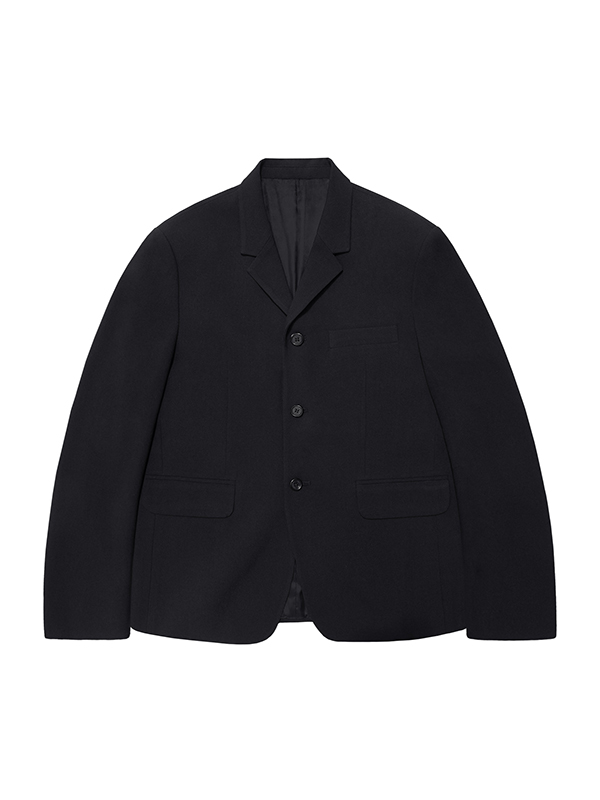 BLAZER JACKET HA [BLACK]