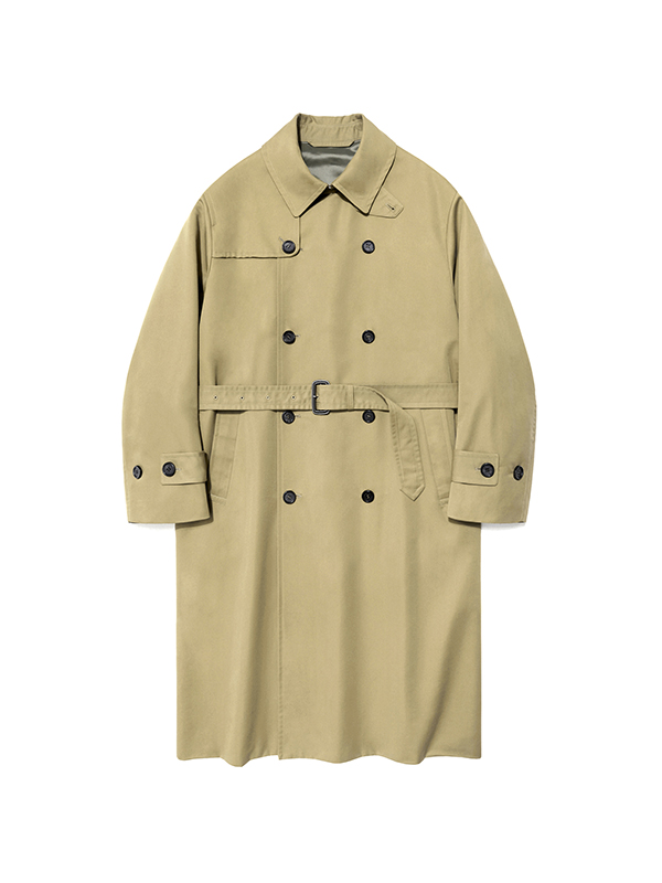 TRENCH COAT HA [BEIGE]