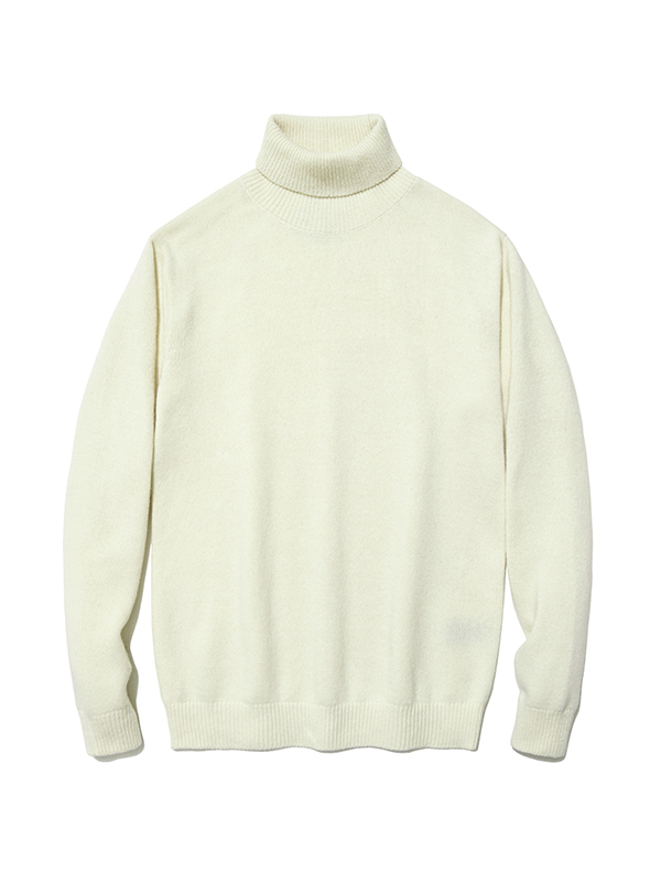 TURTLENECK SWEATER HA [IVORY]