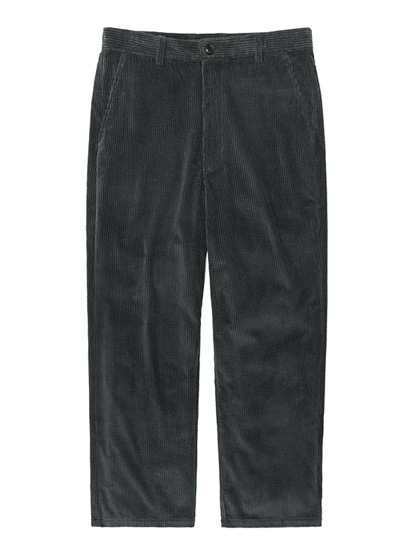 CORDUROY PANTS HA [GREY]