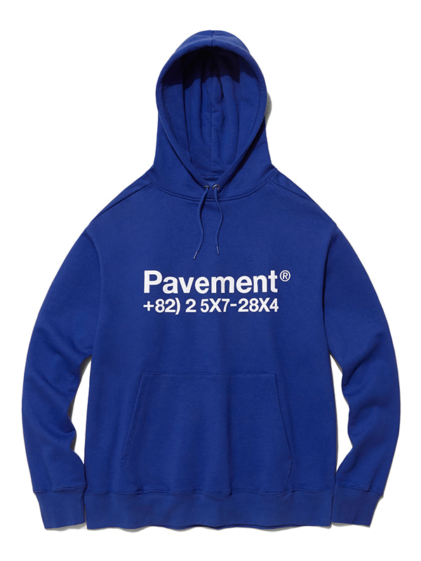 NEW GRAPHIC HOODIE HA [BLUE]