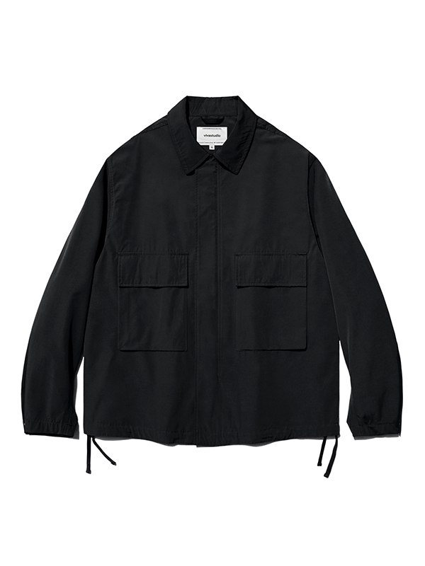 WEP JACKET HA [BLACK]