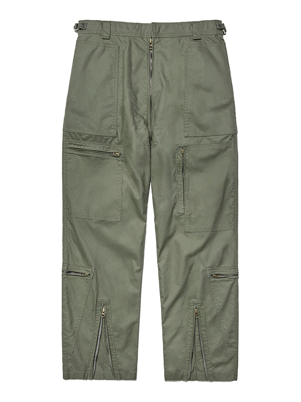 MILITARY PANTS IS [KHAKI]