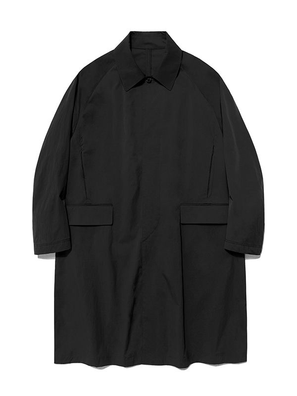 LIGHT DEVICE COAT IS [BLACK]