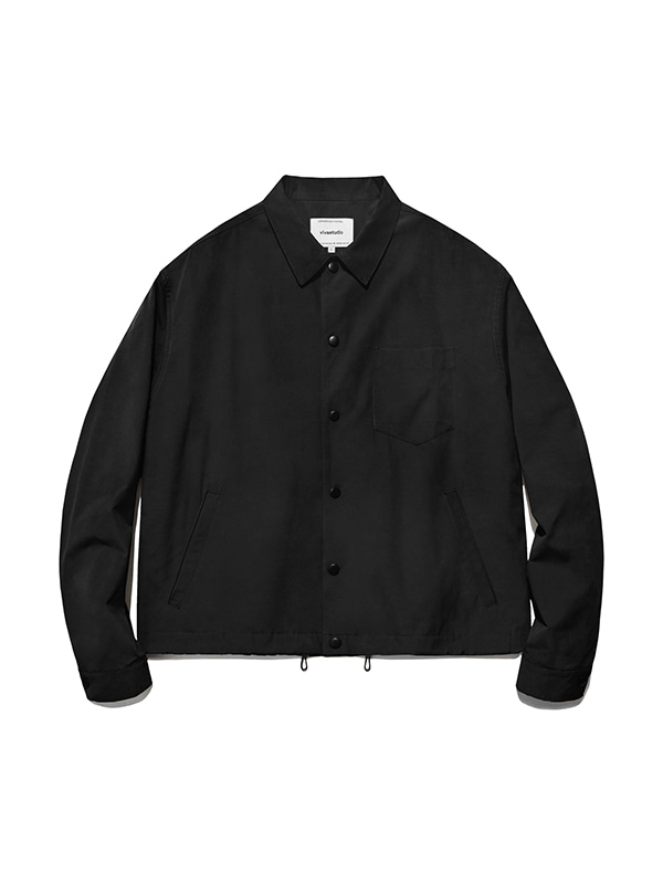 LIGHT JACKET IS [BLACK]