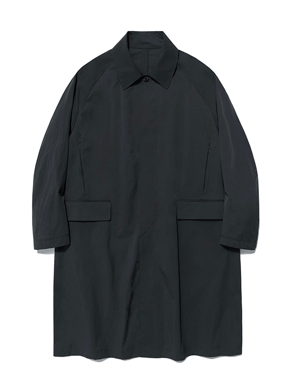 LIGHT DEVICE COAT IS [CHARCOAL]