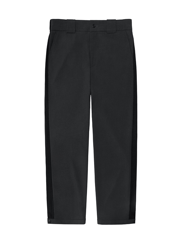 SIDE LINE SLACKS IS [GREY]