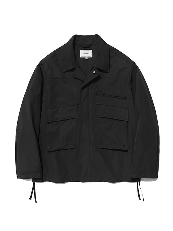 WEP JACKET IS [BLACK]