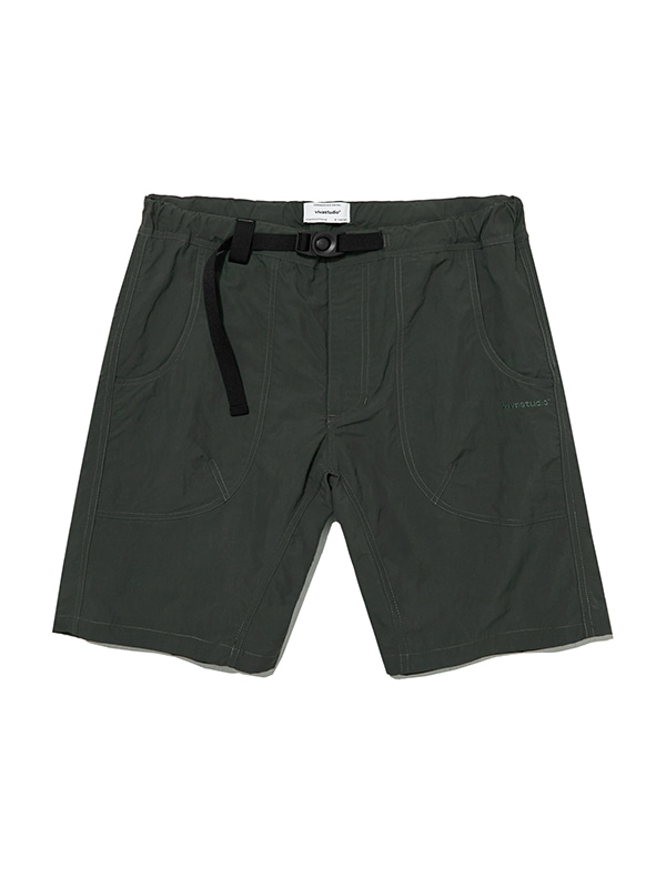 EASY SHORTS IS [GREY]