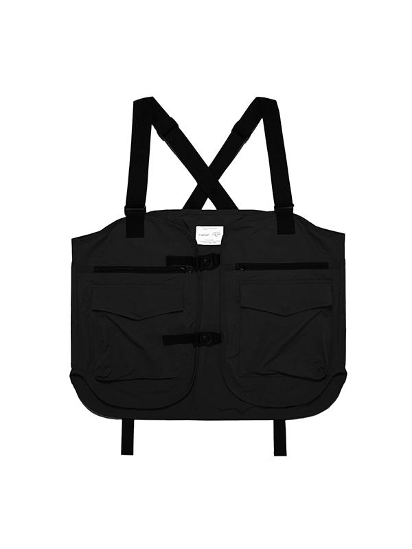 VIVASTUDIO X BALANSA UTILITY VEST IS [BLACK]